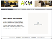 Tablet Preview of akmweert.nl
